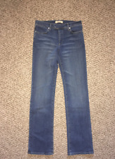 SEE BY CHLOE PARIS WOMENS BLUE DENIM JEANS SIZE 27