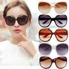 New Women's Retro Vintage Shades Fashion Oversized Designer Sunglasses FTS