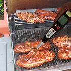 Portable Smart Digital Meat BBQ Thermometer - Instant Probe Read- Best 5 Cooking