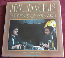 "LP Schallplatte Jon & Vangelis ""The Friends of Mr. Cairo"""