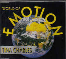 Tina Charles-World Of Emotion cd maxi single
