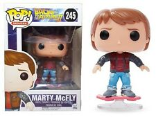 Back to the Future 2 Marty McFly Hoverboard Pop! Funko movies Vinyl figure 245