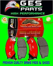 90-96 Toyota Previa With anti-lock braking system 1 NEW Front Brake Pads D500