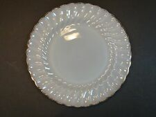 Anchor Hocking, Swirl Golden Shell Dinner Plate,Lot of 3, FREE SHIPPING, CH10029