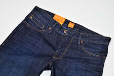 Hugo Boss W33 L32 Orange 24 Barcelona Moonlight Jeans Coupe Régulière 33/32