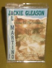 Jackie Gleason/Al Martino Home For The Holidays BRAND NEW Cassette