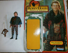 Robin Hood prince of thieves Will Scarlett loose but with card