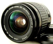 Canon EF28-80mm F3.5-5.6 ⅡULTORASONIC ZOOMLENS Made in JAPAN #006