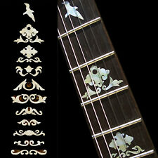 Fret Marker Inlay Sticker Decal Guitar & Bass - Garcia The Wolf Deluxe