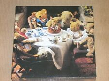 MINI PUZZLE RARE / THE ANTIQUE TEDDY COLLECTION / 121 PIECES / 22 X 22 CMS /NEUF