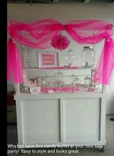 Candy Buffet Cart For Hire