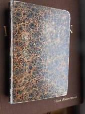 Fornasari: Anleitung zur Erlernung der italienischen Sprache Wien 1830 gebunden