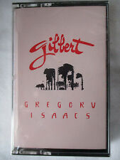 "GREGORY ISAACS ""GILBERT""  CASSETTE TAPE - BRAND NEW"