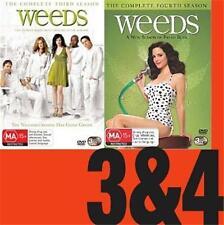 WEED : SEASONS 3 - 4 : NEW DVD