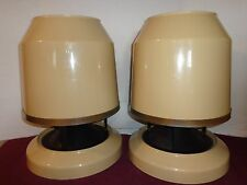 REALISTIC MC-900 SPEAKERS SPACE AGE STYLE RARE ATOMIC WORKS GREAT