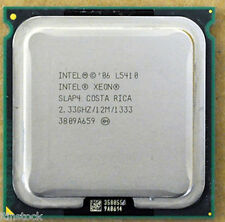 Intel Quad Core Xeon L5410 2.33Ghz / 12M LGA771 SLAP4 CPU Low voltage Processor