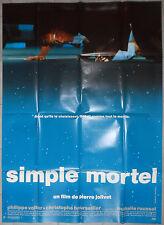 Affiche SIMPLE MORTEL Pierre Jolivet PHILIPPE VOLTER Bourseiller 120x160cm