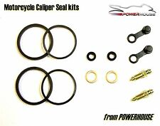 Yamaha FZS600 FZS 600 Fazer rear brake caliper seal repair kit 1998 1999 2000