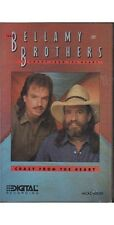 Crazy From the Heart ~ Bellamy Brothers ~ Country ~ Cassette ~ Good
