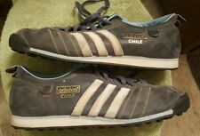 Adidas Chile 62 Rare Colorway Size US13 UK12.5; Sexy Goals On Tongue Of Shoe!!!