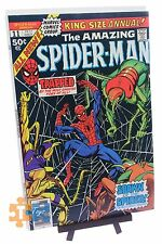 The Amazing Spider-Man King-Size Annual #11 Marvel Comics 1977 VF-VF+