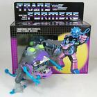 Transformers G1 Sharkticon Re-issue Brand NEW COLLECTION MISB Toys & Gifts