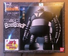 Bandai Chogokin GX-10B Boss Borot Black Japan Limited