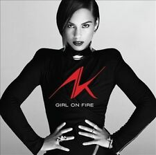 Girl On Fire, Alicia Keys, New Original recording