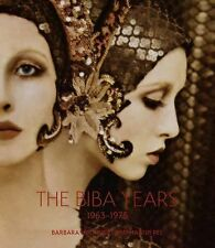 BIBA YEARS (9781851777990) - MARTIN PEL BARBARA HULANICKI (HARDCOVER) NEW