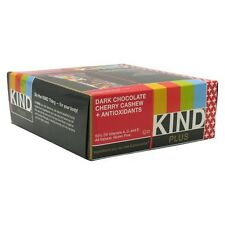 Kind® Plus Dark Chocolate Cherry Cashew Nutrition Bar - 12 Count