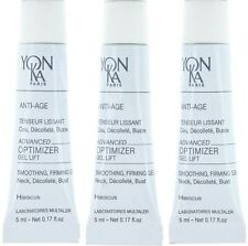 YONKA Advanced Optimizer Gel Lift Trail Pack 3x 5 ml - Total 15 ML