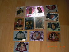Charmed Forever mix set 13 chase cards