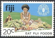 Fiji 1981 FAO/World Food Day/Fruit/Plants/Nature/FFH/Hunger 1v (n41737)