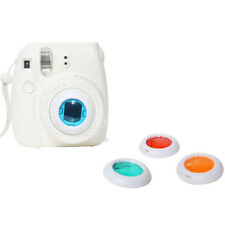 4 Colors Filter Close-Up Lens Polaroid For Fujifilm Fuji Instax Mini 8 7S Camera