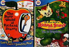 The Busy World of Richard Scarry: The Complete 65 Episode Series (DVD, 2012,...