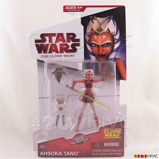 Star Wars Animated Clone Wars 2009 Ahsoka Tano with Rotta the Huttlet CW26