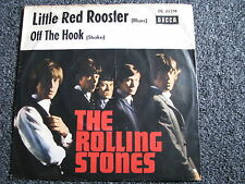 The ROLLING STONES-LITTLE RED ROOSTER 7 ps-1964 Germany - 45 giri/min-DECCA-DL 25 158
