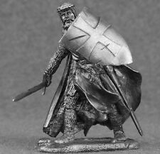 Tin Toy Soldiers 1/32 Military Figures Teutonic Order Knight 54mm Man figures
