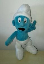 Peluche I puffi 20 cm pupazzo originale the smurfs plush soft toys play by play