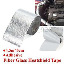 "2"" Self Adhesive Thermo Shield Reflective Heat Shield Heatshield Tape Wrapping"