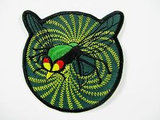 "THE GREEN HORNET IRON - ON PATCH (SIZE 3 3/8"" X 2 3/8"") ITEM # 131"