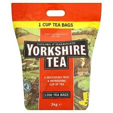 Yorkshire 1 tasse 1200 those, thé noir