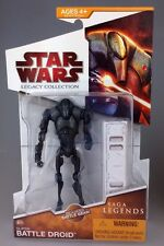 Star Wars The Legacy Collection SL05 Figure - Super Battle Droid