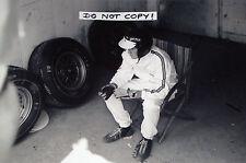 9x6 fotografia, Jochen Rindt f1 Cooper ritratto, CAMPIONATO EUROPEO DI AUTOMOBILISMO 1967