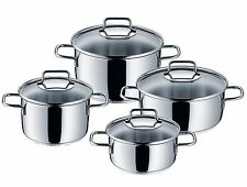 WMF 8-Piece Astoria 18/10 Stainless Steel Cookware Set