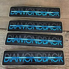DIAMONDBACK Stickers Decals  Bicycles Bikes Cycles Frames Fork Mountain BMX