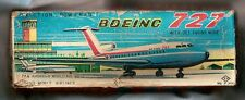 #T101.  BOXED JAPANESE  TIN TOY PAN AM BOEING 727 AIRCRAFT