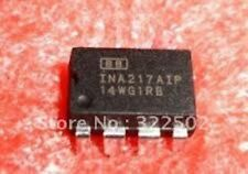 TI INA217AIP DIP-8 Low-Noise Low-Distortion