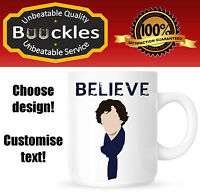 Sherlock Holmes BBC TV Moriarty Quote Watson Mug Cup Birthday Gift Idea Geek