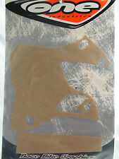 ONE INDUSTRIES CLEAR SHROUD PROTECTORS YZ125/YZ250 ('96-'01): P/N GRC-YA103